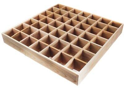 6 Wood Acoustic Diffuser Studio Panels - 24 Square Feet