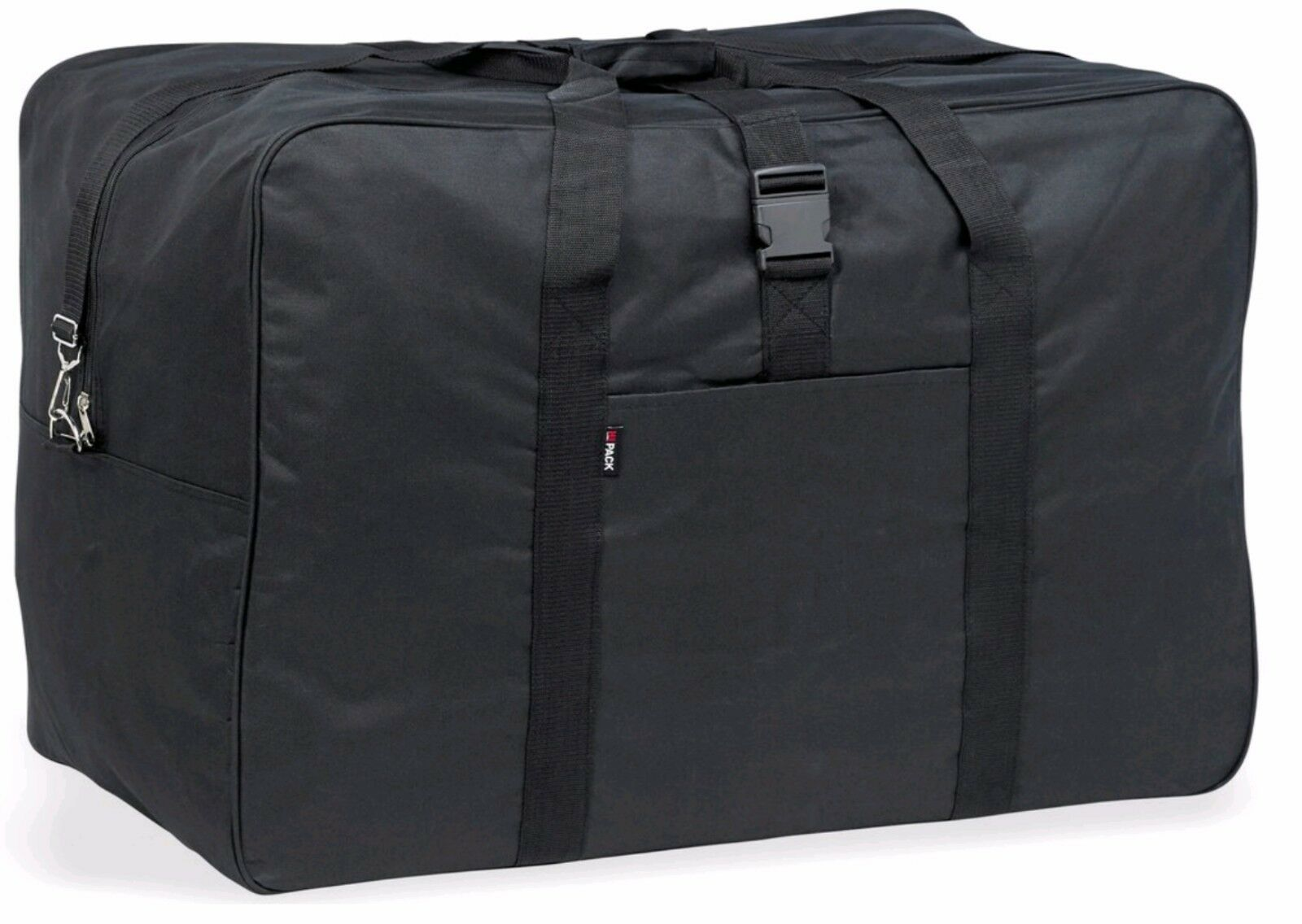 "Heavy Duty Large Square Cargo Duffel 28""-32""-36"" Jumbo Bag Premium Polyester"