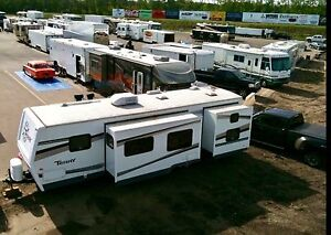 Trade for Class A Motorhome - Fleetwood Bunk House Double Slide
