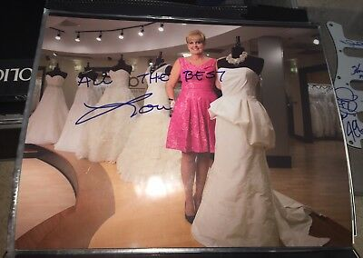 Lori Allen Signed 8x10 From Say Yes To The