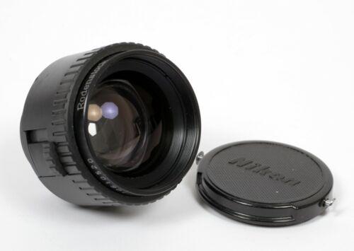 Rodenstock Rodagon 135mm F5.6 Enlarger Lens for up to 4X5 negatives
