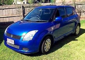 2006 Suzuki Swift GLX Hatchback Wellington Point Redland Area Preview