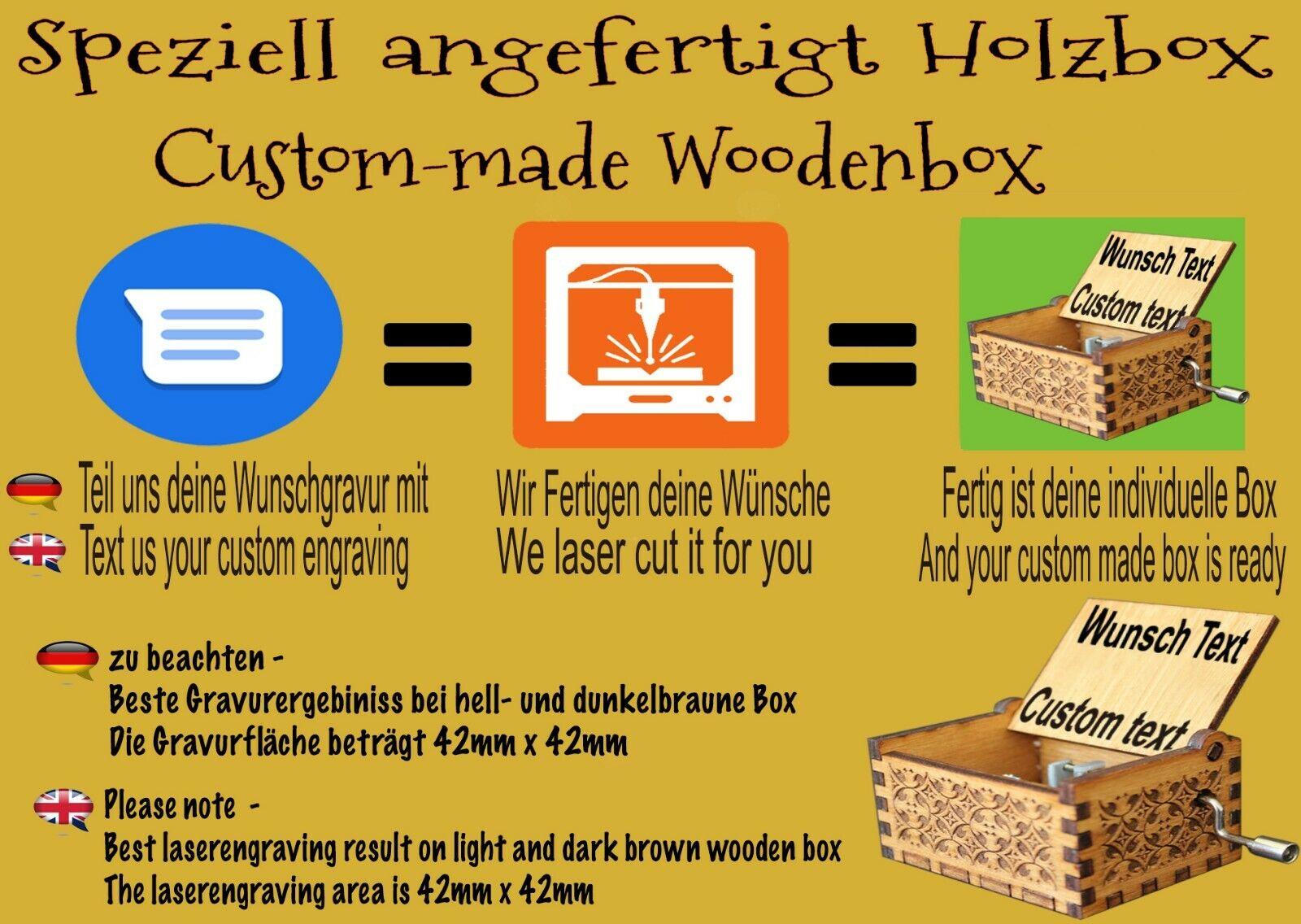 Aladdin A whole new world Ein Traum wird wahr Spieluhr Musicbox Neu Fanartikel  Mit Text/With Text