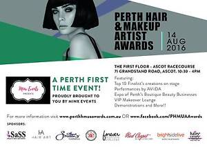 The Perth Hair and Makeup Artist Awards and Beauty Expo Perth Perth City Area Preview
