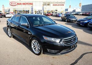 2016 Ford Taurus Limited LOW KM'S - NAV - REAR CAM - LANE ASS...