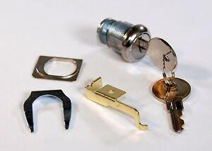 srs 2185 hon f24 f28 vertical file cabinet lock kit ebay. Black Bedroom Furniture Sets. Home Design Ideas