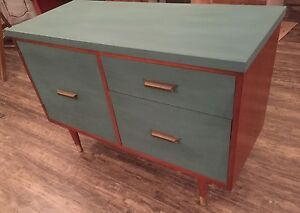 Awesome Vintage Credenza