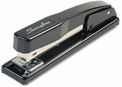Swingline Commercial Desk Stapler 20 Sheet Capacity Black 44401 Free Ship