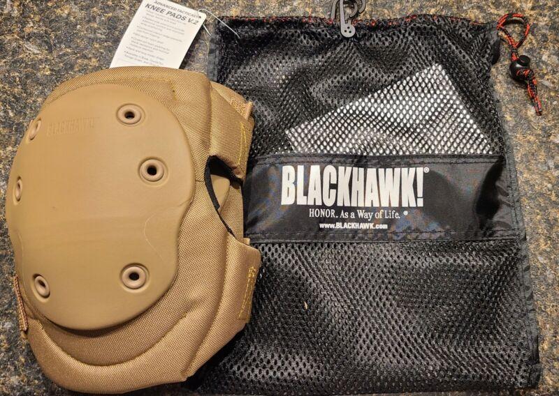 BLACKHAWK! Advanced Tactical Kneepads V2 Coyote Tan