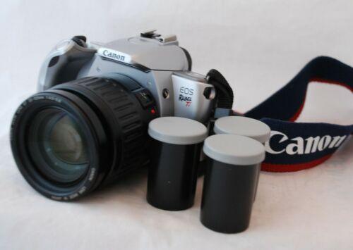 Canon EOS Rebel-Ti 35mm SLR Film Camera with AF 35-105mm lens & 35mm Film