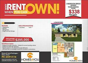 THE ULTIMATE HOUSE & LAND PACKAGES NOTHING TO DO Norwood Launceston Area Preview