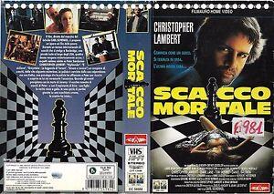SCACCO-MORTALE-1992-vhs-ex-noleggio