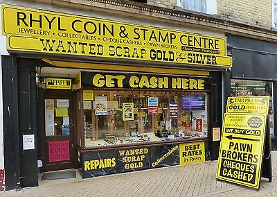 Rhyl Coin And Stamp Centre