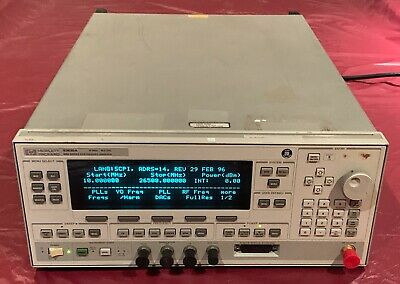 Hp 83630a 83630a-001-008-h53 8360 Series Synthesized Sweeper 10mhz To 26.5ghz