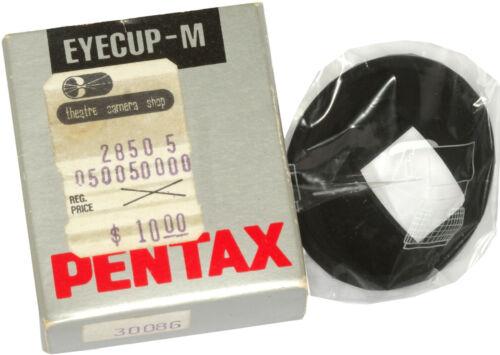 NIB Pentax Eyecup-M