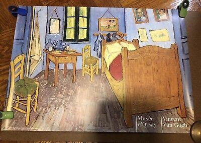 La Chambre de Van Gogh a Arles Musee d'Orsay