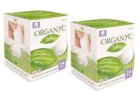 Organyc Bambino Cotone Organico Allattamento Tamponi 24pcs -  - ebay.it