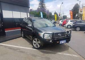 2008 Toyota Kluger Wagon Mount Hawthorn Vincent Area Preview