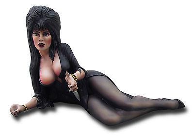 Drf121 Jimmy Flintstone Elvira Resin Model Kit
