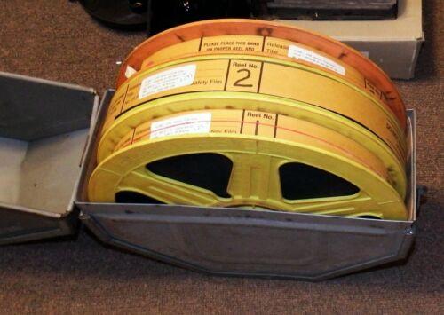 35MM  Phantom of the Opera and metal case
