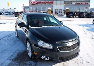 2011 Chevrolet Cruze LT Turbo TURBO - RALLY SPORT - LOW KM'S