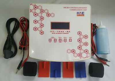 Hme Physiotherapy Tns Ift Ms Combo Machine 3 In 1 Combo Therapy Free Shipping