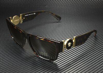 VERSACE VE4369 108 82 Havana Green 58 mm Men's Sunglasses
