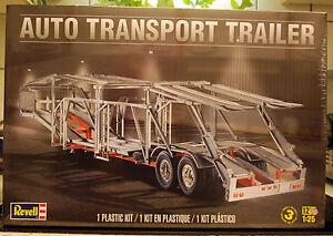 Auto Transport Trailer, Car Transporter, 1:25, Revell 1509 neu neu 2015 neu neu