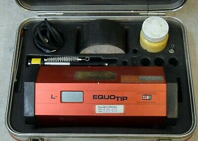 Proceq Equotip Portable Hardness Tester