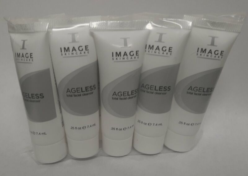 Image Skicare Ageless Total Facial Cleanser 10 Pack 0.25oz