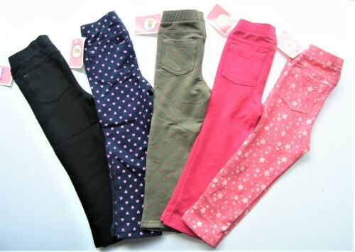 Circo Toddler Girls Jeggings -  Leggings Various Colors and Sizes NWT