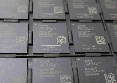 New Xilinx Xc7a50t-1csg325c Artix-7 Ic Chip 11202017 Date Code