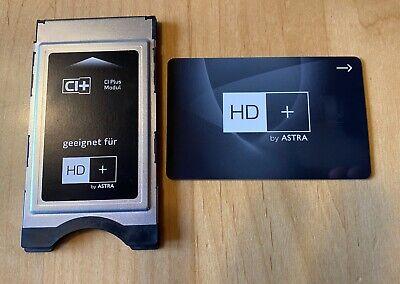CI+ CI Plus Modul mit HD+ Karte für Sat Empfang (Original von HD+) online kaufen