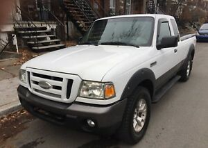 Ford Ranger 2008 4L FX4 OFFROAD (4X4) FULL EQUIPE A/C+++