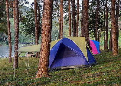 Ein gut erhaltenes und gebrauchtes Zelt bietet hohen Komfort zum kleinen Preis. (Foto: Thinkstock)