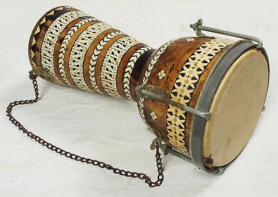 orient afghan music instrument  Zerbaghali Djembe Trommel Bong Drum tabla Nr17-A