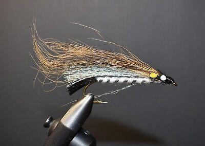 16 2 Dozen Tungsten Nickel Bead Zebra Midge Emerger Fly RED,BLACK,OLIVE,GREY sz