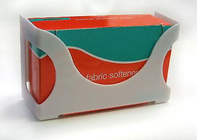 Gadjit Dryer Sheet Holder / Fabric Softener Sheet Holder, can mount on a wall