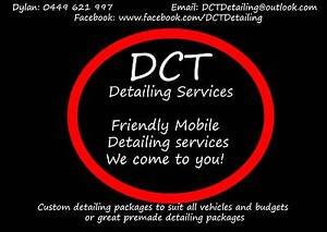 Mobile Detailing DCT Detailing Services Perth Perth City Area Preview