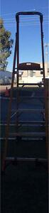 GORILLA FPL006-I - INDUSTRIAL PLATFORM LADDER Belmont Belmont Area Preview