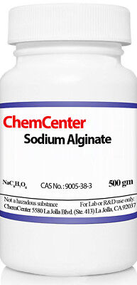 Sodium Alginate Powder Lab Use Only 500 Grams
