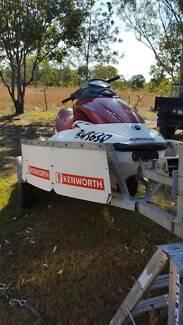 SEA- DOO GTI 130 JET SKI Walloon Ipswich City Preview