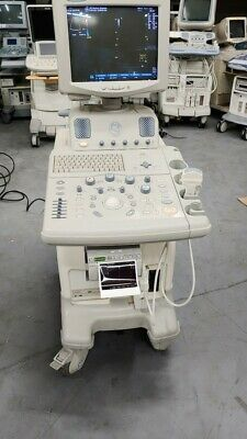 Ge Logiq 3 Ultrasound System With 3.5c Probe - Fully Tested