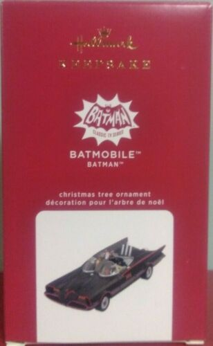 Hallmark 2020 Batman The Classic TV Series Batmobile New Never Hung Unopened