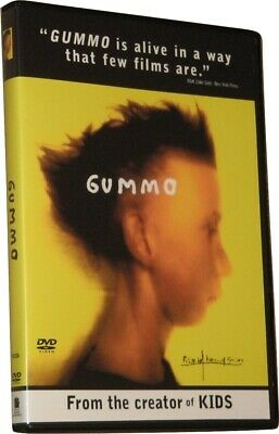 GUMMO DVD (1997) - Region 1 USA Widescreen - Nick Sutton - Jacob Sewell