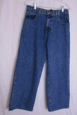 Quicksilver Quickjeans Men's Denim Blue Jeans  Size: 30 X 28 (tag 30x30)