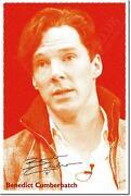 Benedict Cumberbatch Autograph