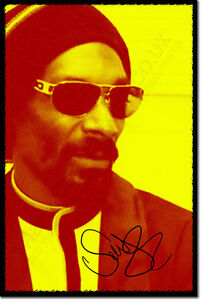 SNOOP-LION-SIGNED-ART-PRINT-PHOTO-POSTER-AUTOGRAPH-GIFT-DOGG-DOGGY-REINCARNATED