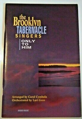 BILLY GRAHAM CRUSADE Choir Song Book 15 songs Gospel Hymns Contemporary EUC