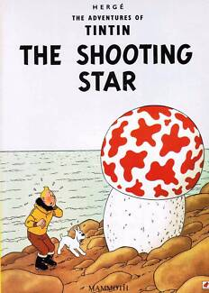 The Adventures Of Tintin The Shooting Star by Herge 9780749704612